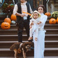 Halloween 2020: Star Wars Family Costumes