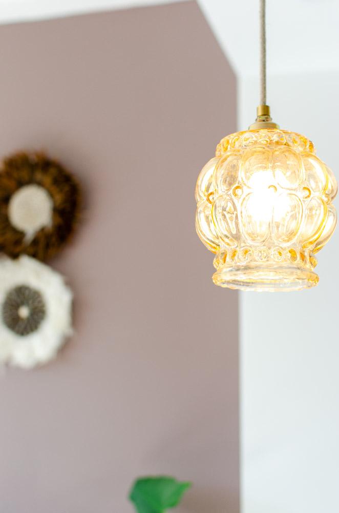 vintage lampenkapje