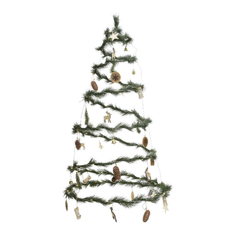 kerstboom kleine woonkamer