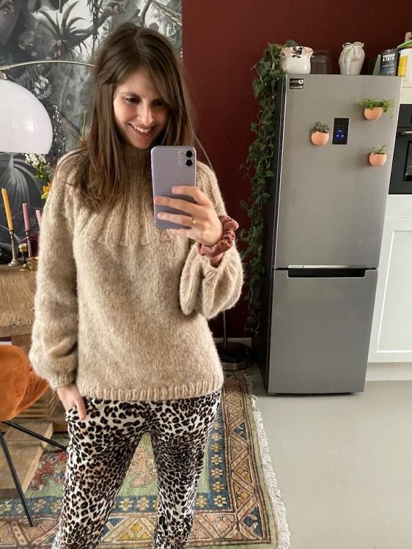 PetiteKnit Sunday Sweater