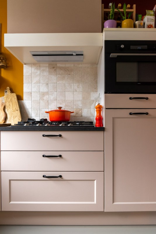 stappenplan keuken verven