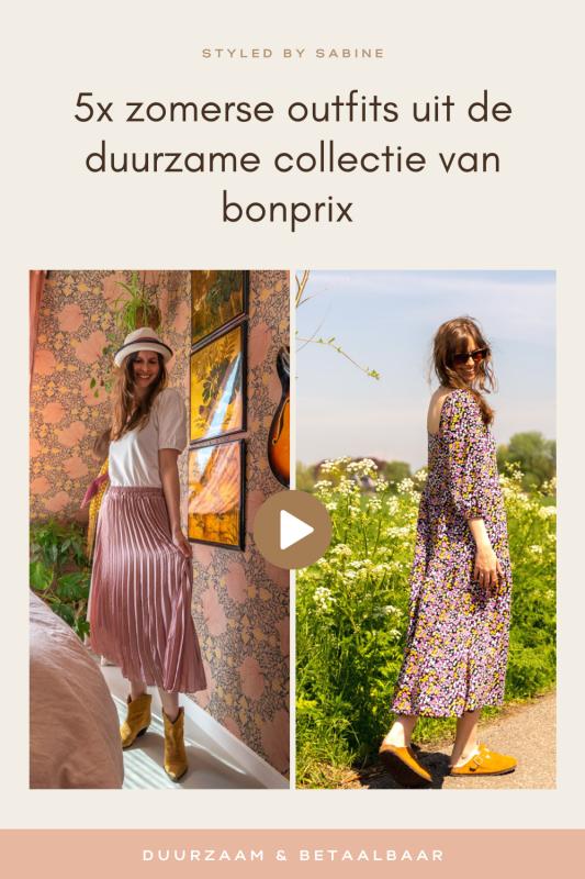bonprix duurzame kleding