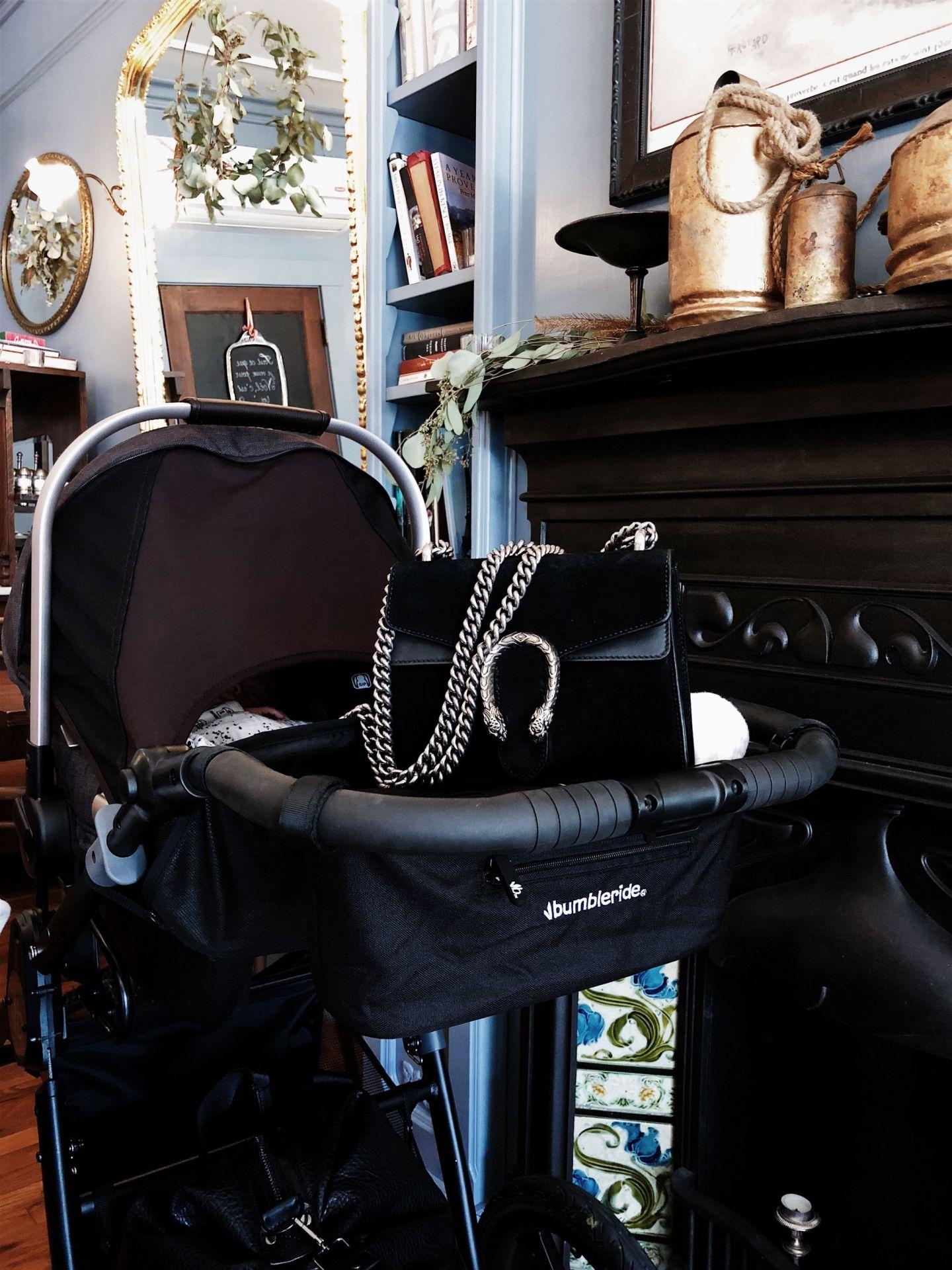New mom baby essentials.