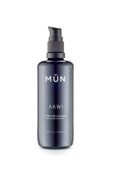 Mun Cleanser, Munskin, natural skincare