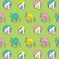 gogo dance print_AS