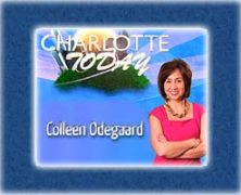 """Thanks to Linda,  I've even been called one of """"Charlotte's 25 Most Stylish People""""  -Colleen Odegaard"""