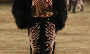 Cowboys and Indians: Karl Lagerfeld for Chanel