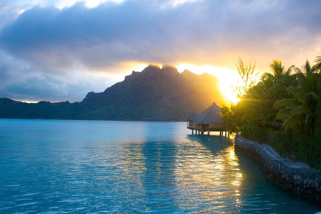 Bora Bora People And Culture