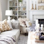 Cozy Neutral Fall Decor A Mini Blog Hop Styled With Lace