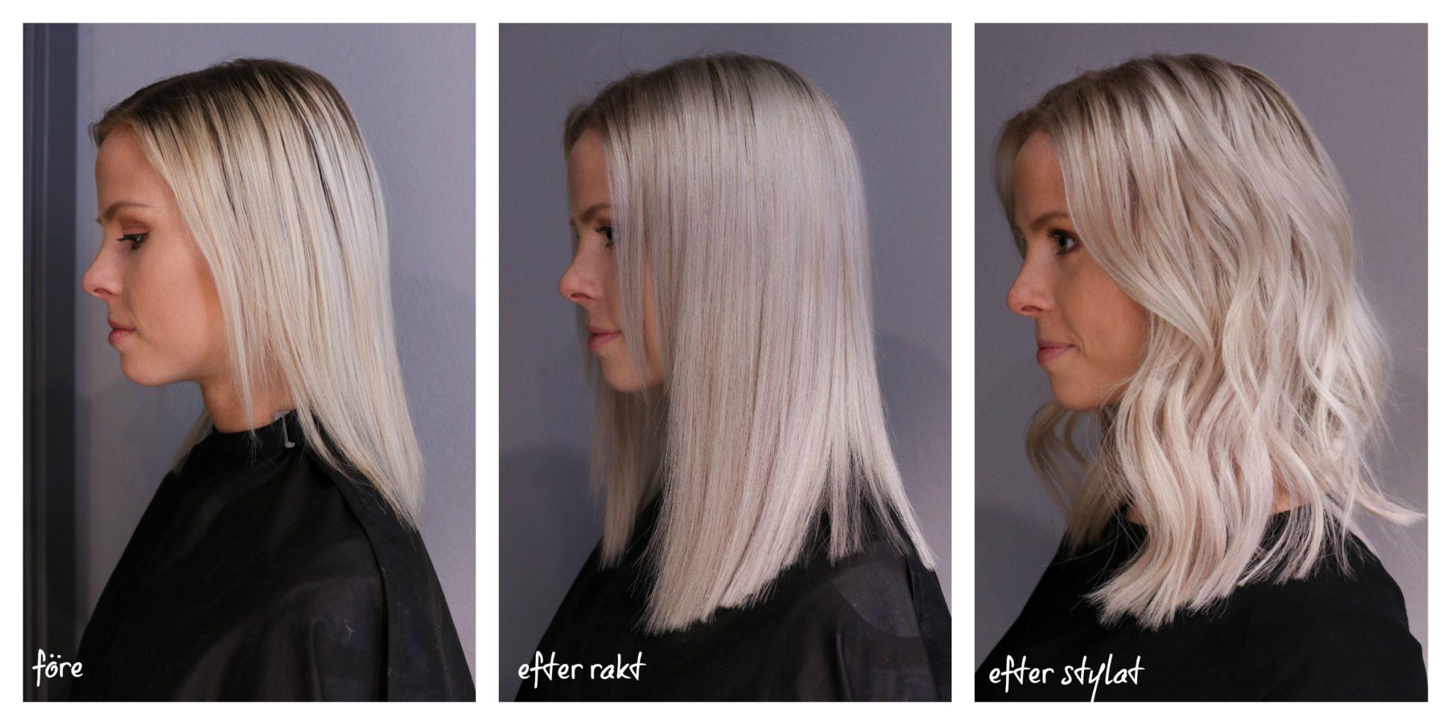 kort tunt hår frisyrer