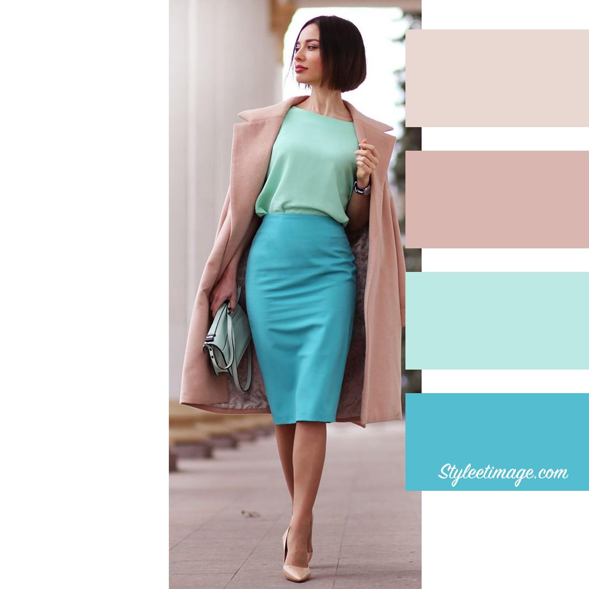 v u00eatements  15 id u00e9es pour associer les couleurs
