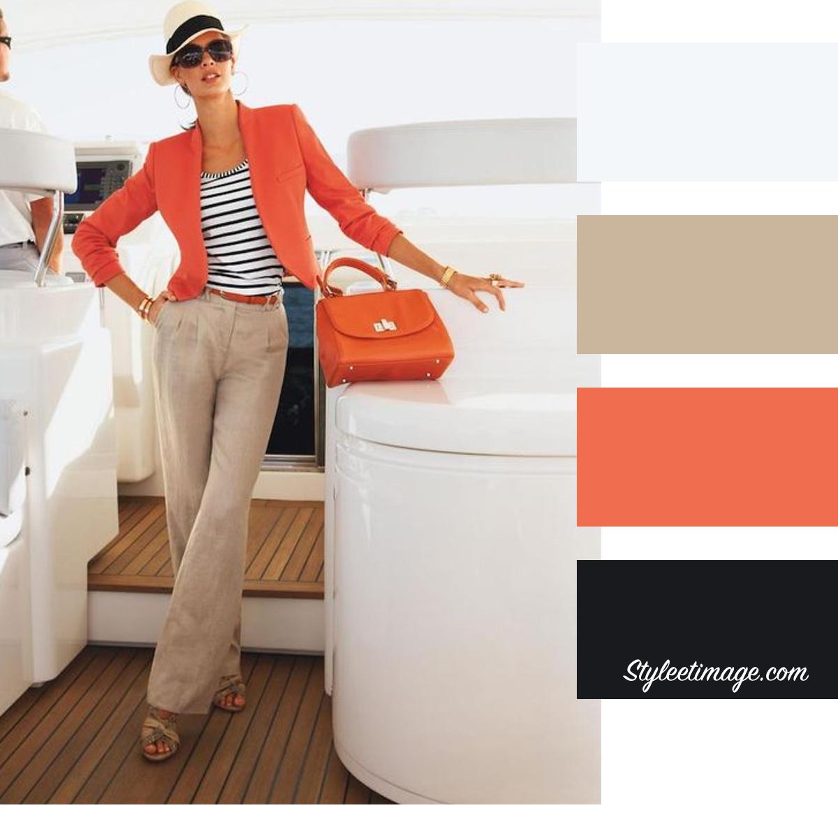 Couleur Qui Va Avec Le Beige 15 idées pour associer les couleurs de vos vêtements |