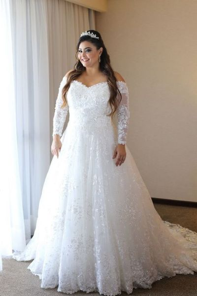 20 Model Of The Brides Dress For Fat Women To Look Stylish Slim 15 Style Female