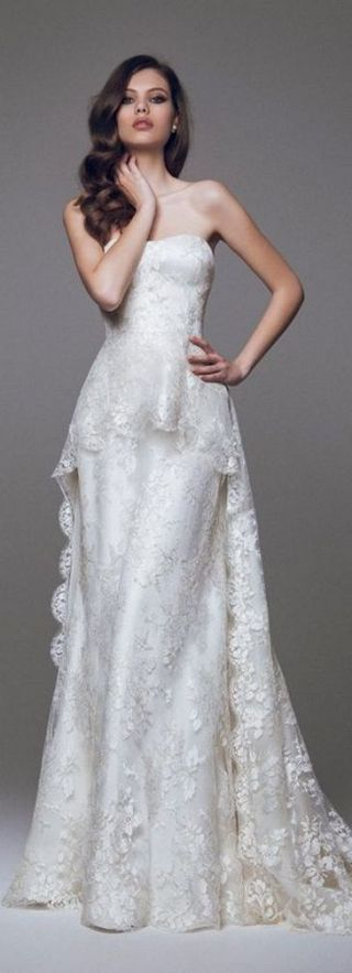 20+Collection of The Most Popular Wedding Dresses at The Moment Ideas 13