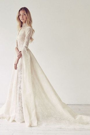 20+Collection of The Most Popular Wedding Dresses at The Moment Ideas 16
