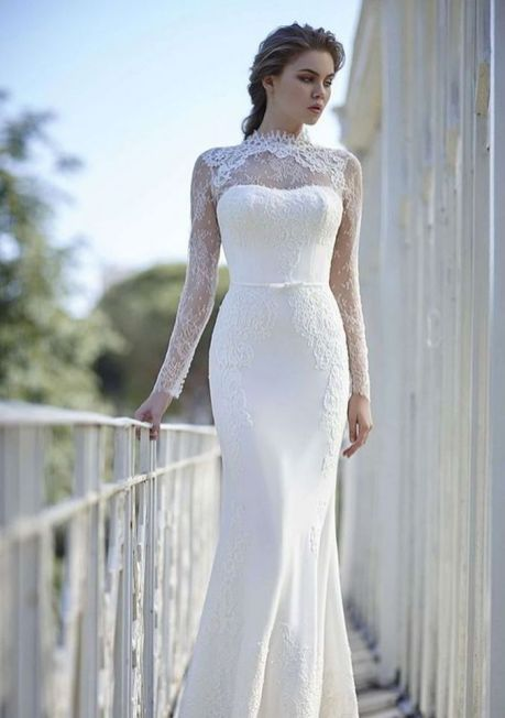 20+Collection of The Most Popular Wedding Dresses at The Moment Ideas 26