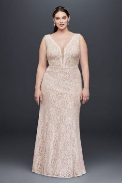 40 Beautiful wedding dresses for 40 year old brides ideas 13