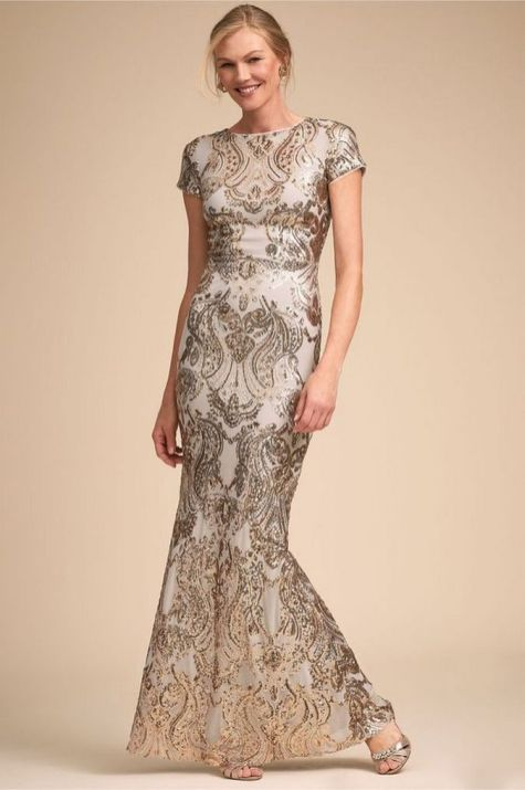 40 Beautiful wedding dresses for 40 year old brides ideas 15