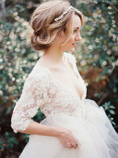 50Best wedding hair accessories ideas 12
