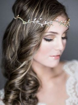 50Best wedding hair accessories ideas 14