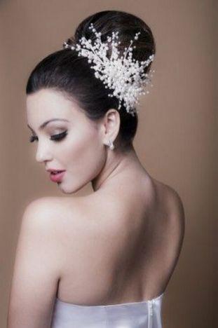 50Best wedding hair accessories ideas 16