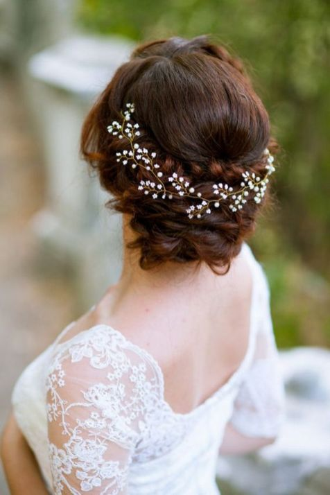 50Best wedding hair accessories ideas 17