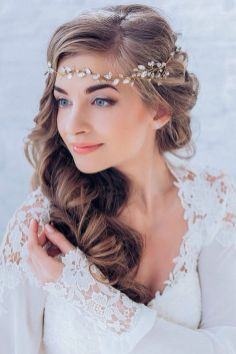 50Best wedding hair accessories ideas 18