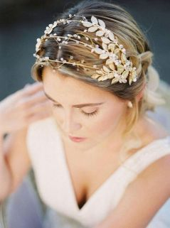 50Best wedding hair accessories ideas 21