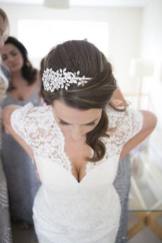 50Best wedding hair accessories ideas 25