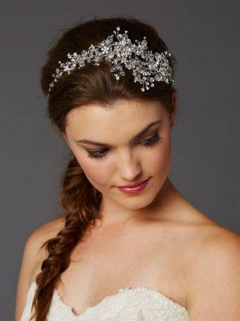 50Best wedding hair accessories ideas 29