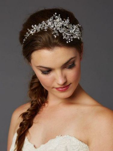 50Best wedding hair accessories ideas 29