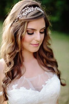 50Best wedding hair accessories ideas 3