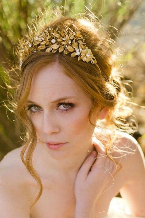 50Best wedding hair accessories ideas 4