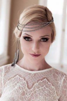 50Best wedding hair accessories ideas 41