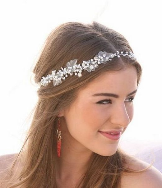 50Best wedding hair accessories ideas 44