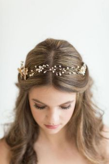 50Best wedding hair accessories ideas 53