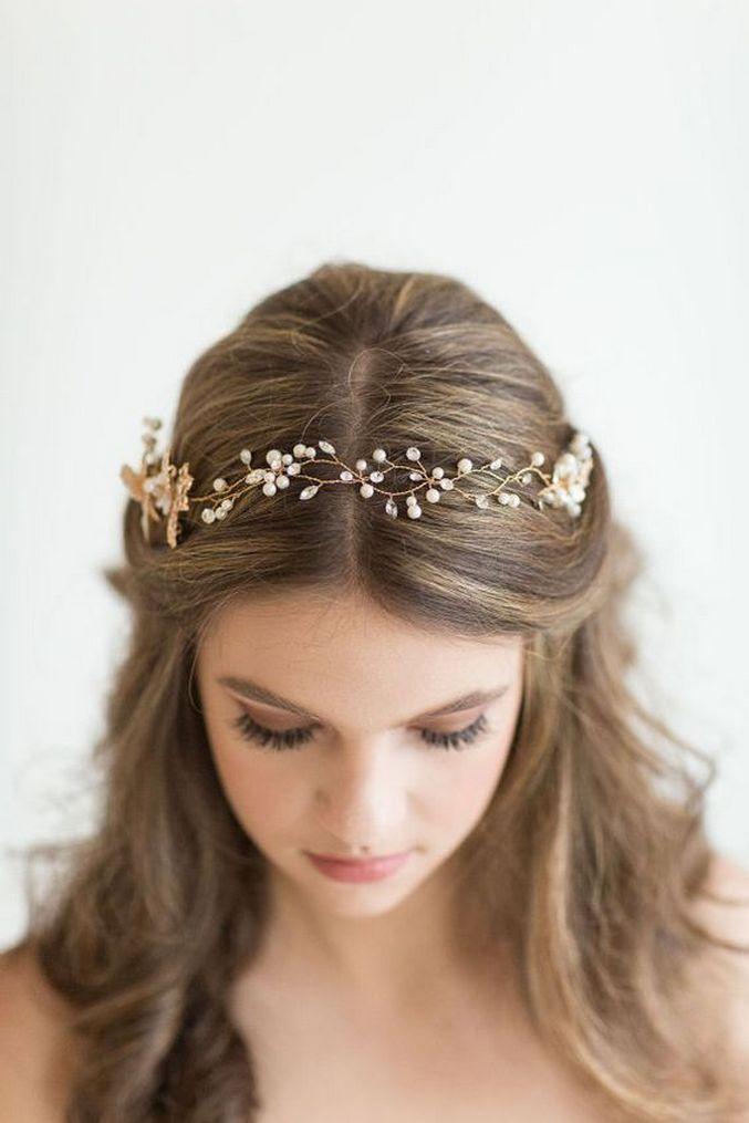 50Best wedding hair accessories ideas 53