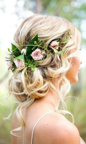 60+Bridal Flower Crowns Perfect for Your Wedding Ideas 6