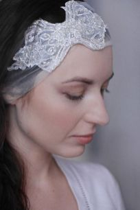 70+ Best Wedding lace headpiece Ideas 48