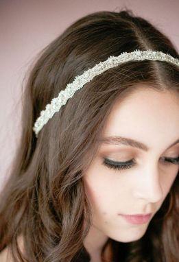 70+ Best Wedding lace headpiece Ideas 67