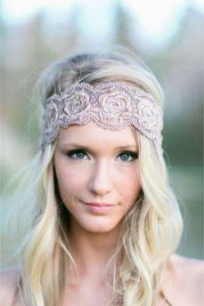 70+ Best Wedding lace headpiece Ideas 8