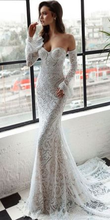 Amazing High Class Wedding Dress Ideas 30+15