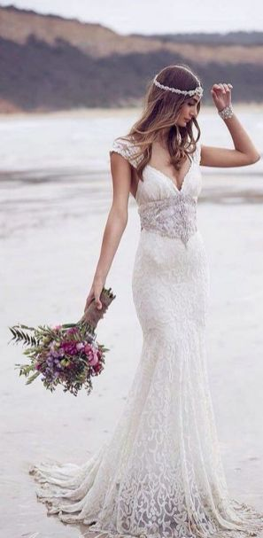 Amazing High Class Wedding Dress Ideas 30+2