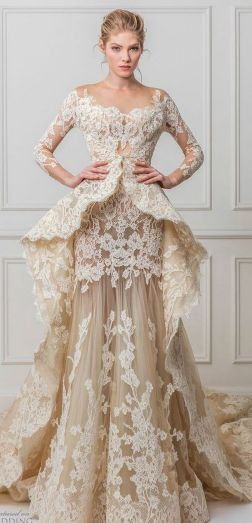 Amazing High Class Wedding Dress Ideas 30+21