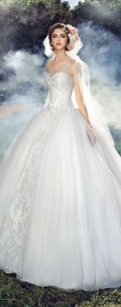 Amazing High Class Wedding Dress Ideas 30+4