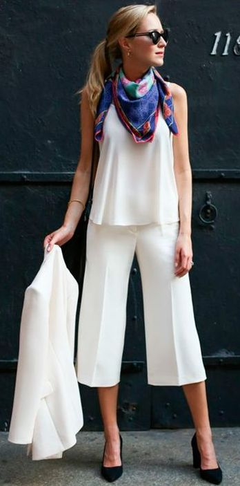 Beautiful Square Pants Outfit Ideas 19