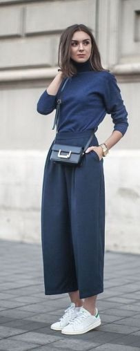 Beautiful Square Pants Outfit Ideas 23