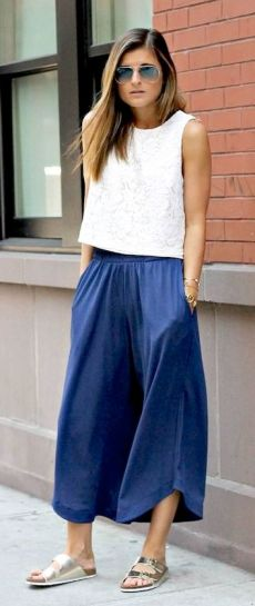 Beautiful Square Pants Outfit Ideas 24