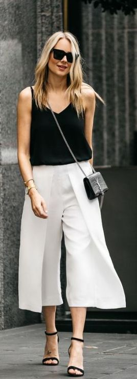 Beautiful Square Pants Outfit Ideas 25