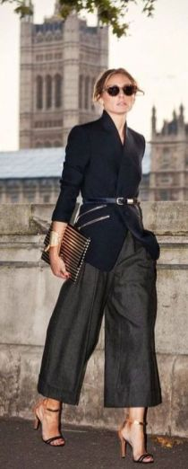 Beautiful Square Pants Outfit Ideas 7